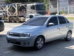 Corsa sedan 1.4 único dono com GNv - 2011