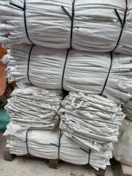 Vendo big bag branco