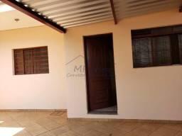 Casa para alugar com 2 dormitórios em Jardim itália, Pirassununga cod:10131876