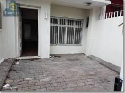 Sobrado com 2 dormitórios para alugar, 120 m² por R$ 3.200,00/mês - Jardim - Santo André/S
