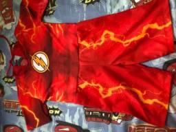 Macacão do flash