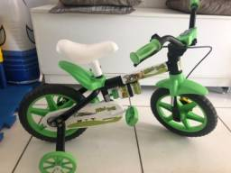 Bicicleta infantil mini boy