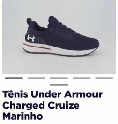 Tênis Under Armour Charged Cruize Marinho