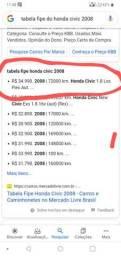 Honda civc 2008 automático - 2008