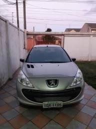 Peugeot 207 1.4 11.000 + parcelas - 2011