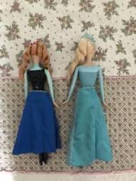 Brinquedos dupla de frozen