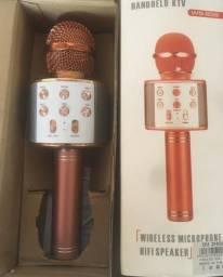 Microfone Handheld KTV WS-858