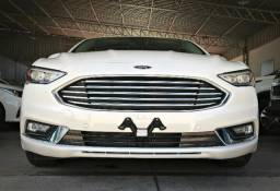 Ford Fusion Titanium Awd C/ Teto Solar 2.0. Branco 2017/2018 - 2018