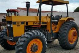 Trator Agrícola Valtra 128 4x4, Ano 89