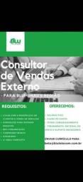 Vaga Consultor Externo de vendas