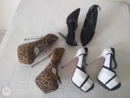 Sandálias Sapatos Femininos Sapatilhas Scarpan