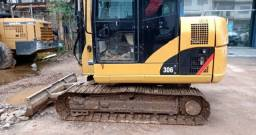 Escavadeira caterpillar 306