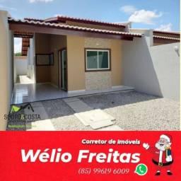 FEIRÃO DA CAIXA!!!!!  Casa com 2 Quartos suite