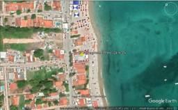 Terreno com 800m² a Beira-Mar em Tamandaré - Pe