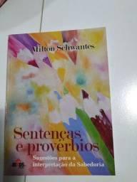 Livro: Sentenças e provérbios