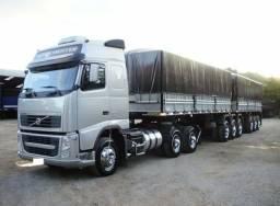 Volvo Fh 440 6x4 2011 Rodotrem 06/06