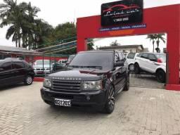 Range Rover Sport Hse 4.4 V8 Valor Abaixo da Fipe Financia 100% Aceito Trocas