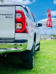 Toyota Hilux Cabine Dupla SRX 4×4 Lançamento