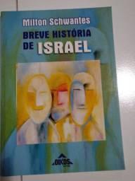 Livro: Breve história de Israel