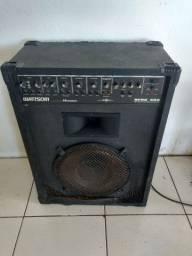 Caixa de som wattsom