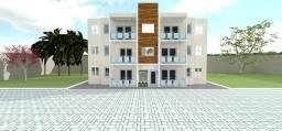 Vendo apartamento, contendo área útil 90 m2, no loteamento basevi, próximo a praia