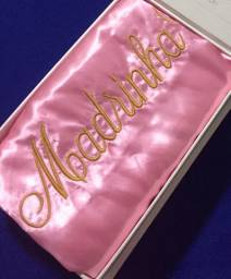 Robe para madrinhas rosa bb tam M