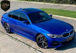 BMW 330i 2020 Azul M-Sport