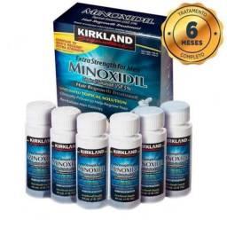 Kit 6 Meses Minoxidil Oficial Kirkiland De Israel !