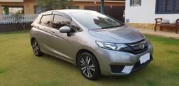 Honda Fit Lx aut. 2015 baixa quilometragem