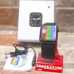 Relógio Iwo 12 Lite Smartwatch w26 Série6 Tela Infinita 44mm