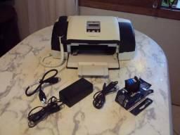 Telefone Fax Impressora Multifuncional Usb Hp J3600 B