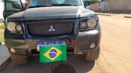 Pajero tr4 automática4x4 e s10 flex 2011