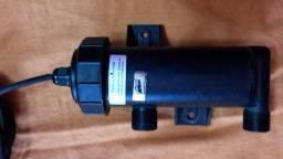 Filtro UV Ultra Violreta para Aquarios e Lagos 5W Atman 110v