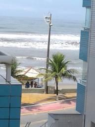 Apartamento frente para praia Mongagua