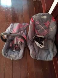 Título do anúncio: Cadeirinha + Bebê conforto Burigotto Matrix