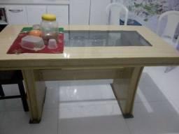 Vendo mesa para cozinha ótimo estado