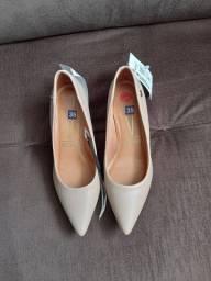 Título do anúncio: Sapato novo Vizzano