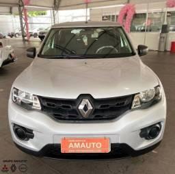 Título do anúncio: Renault Kwid ZEM 1.0 MT 5P