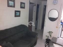 Apartamento à venda com 1 dormitórios em Campo novo, Porto alegre cod:9918935