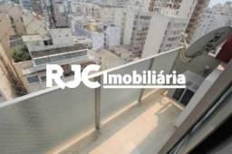 Apartamento à venda com 2 dormitórios em Flamengo, Rio de janeiro cod:MBAP25197