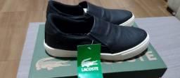 Título do anúncio: Vendo se sapatênis masculino novo n 39  fechado da Lacoste