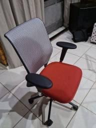 Título do anúncio: Cadeira para escritório/computador ergonômica marca VITRA