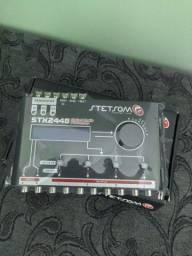 Título do anúncio: Processador de áudio stetsom stx2448