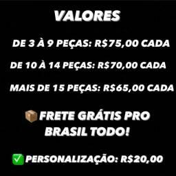 CAMISAS DE TIMES E SELEÇÃO DIRETO DA FÁBRICA