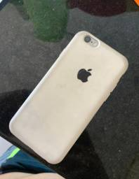 iPhone 6, 16 GB cinza