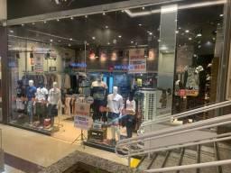 Título do anúncio: Vendo loja montada en shopping