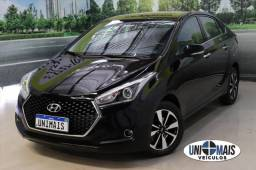 Título do anúncio: Hb20S 1.6 Premium automatico 2019 Gama Veiculos 19- *