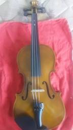 Título do anúncio: Violino 4/4 dominante semi-novo