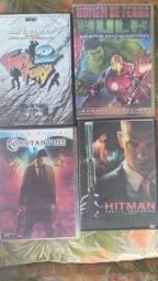 DVDs Capa Grossa