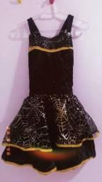 Título do anúncio: Vestido de Halloween
